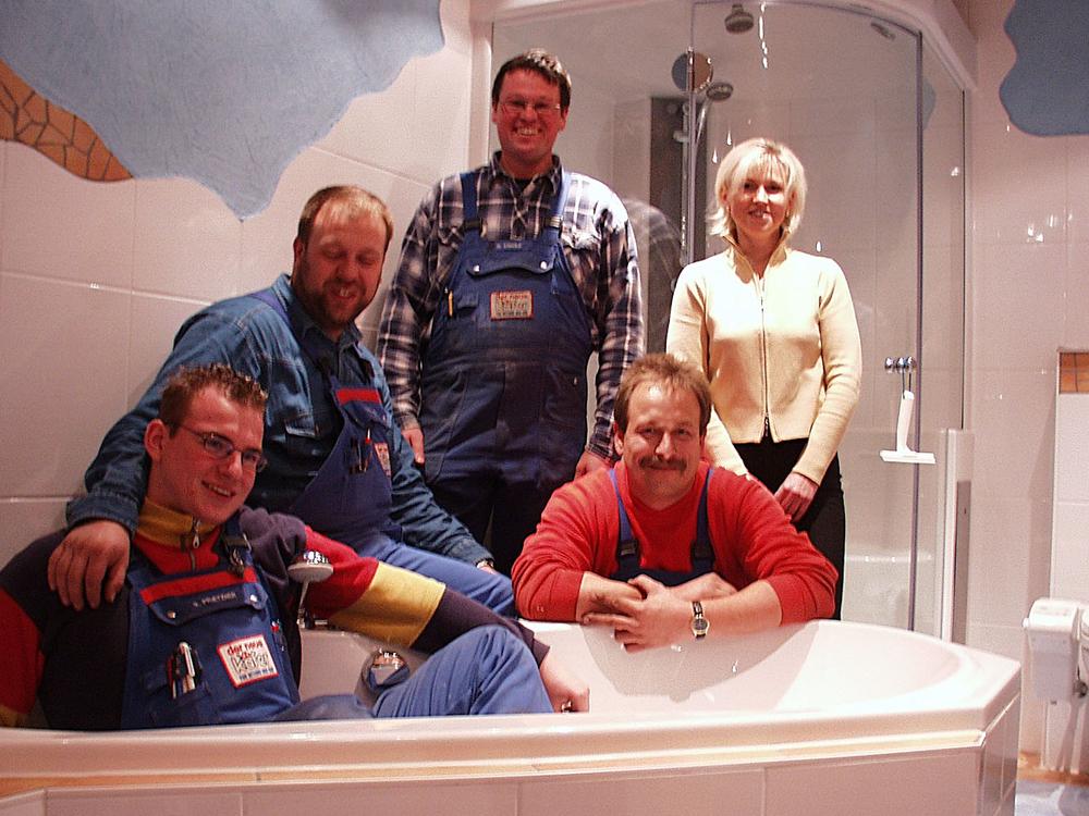 Team Bild 2004