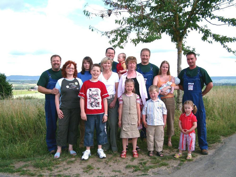 Team Bild 2005